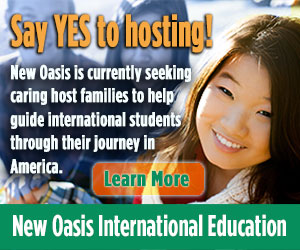 New Oasis Int'l Education