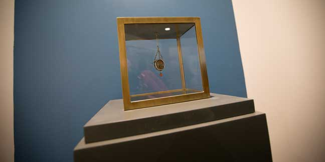 Exhibit of St. Thomas More artifacts debuts at St. John Paul II shrine