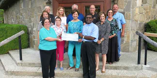 Grant to st jude mission aids local children in need catholic news