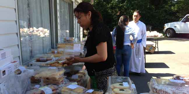 Feeding the hungry with 'Our Daily Bread'