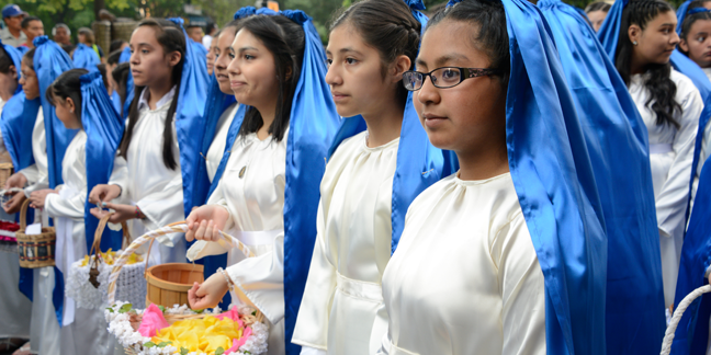 Eucharistic Congress in pictures