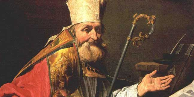 Feast of St. Ambrose, beloved bishop and Doctor of the Church, celebrated on Dec. 7