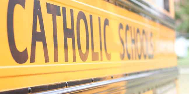Find a Catholic school in the Diocese of Charlotte